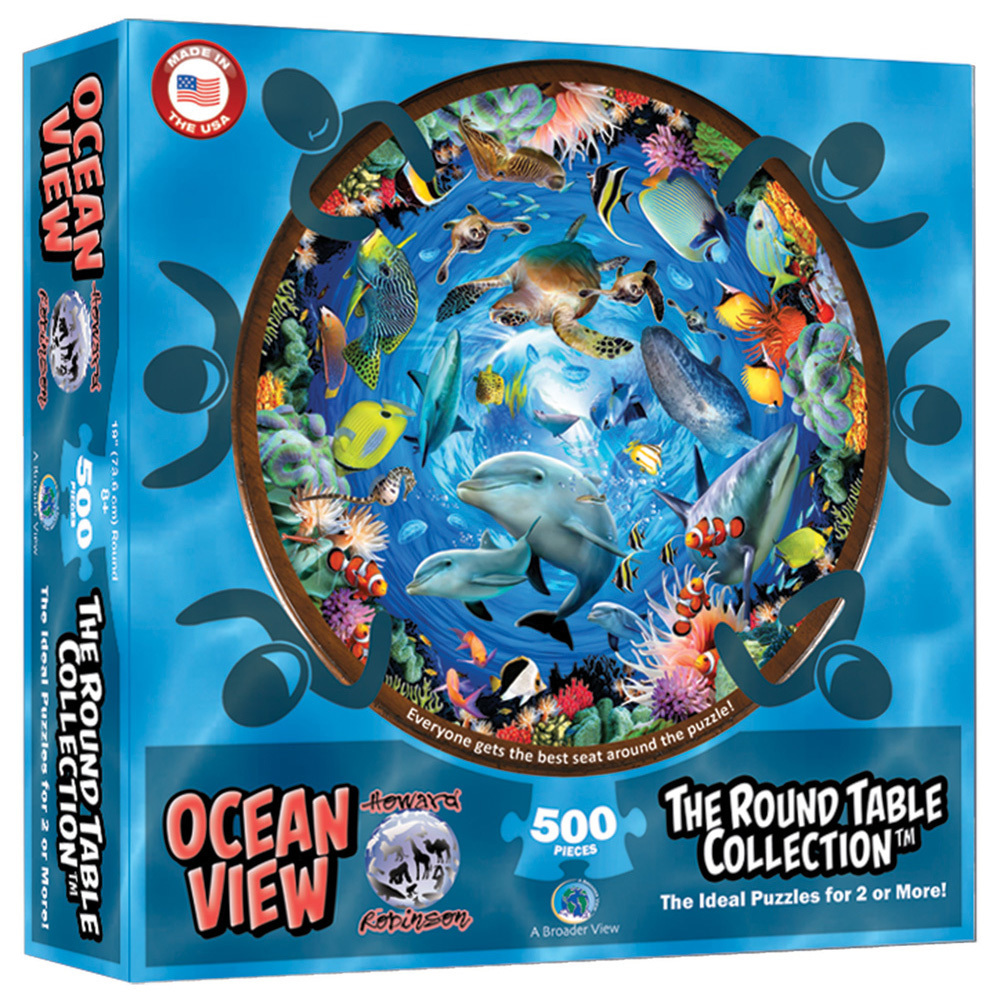 Round Table Ocean View 500