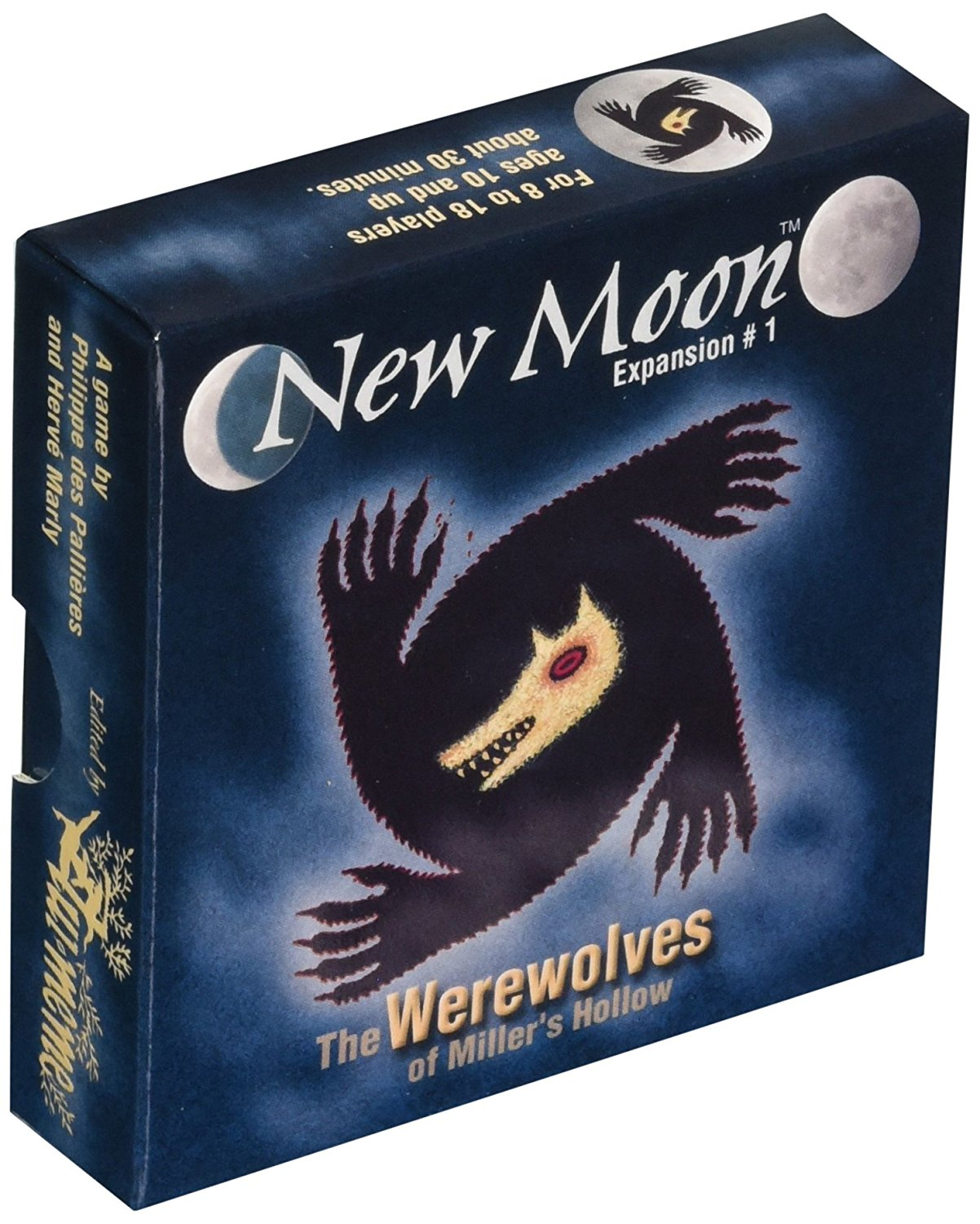 Werewolves New Moon
