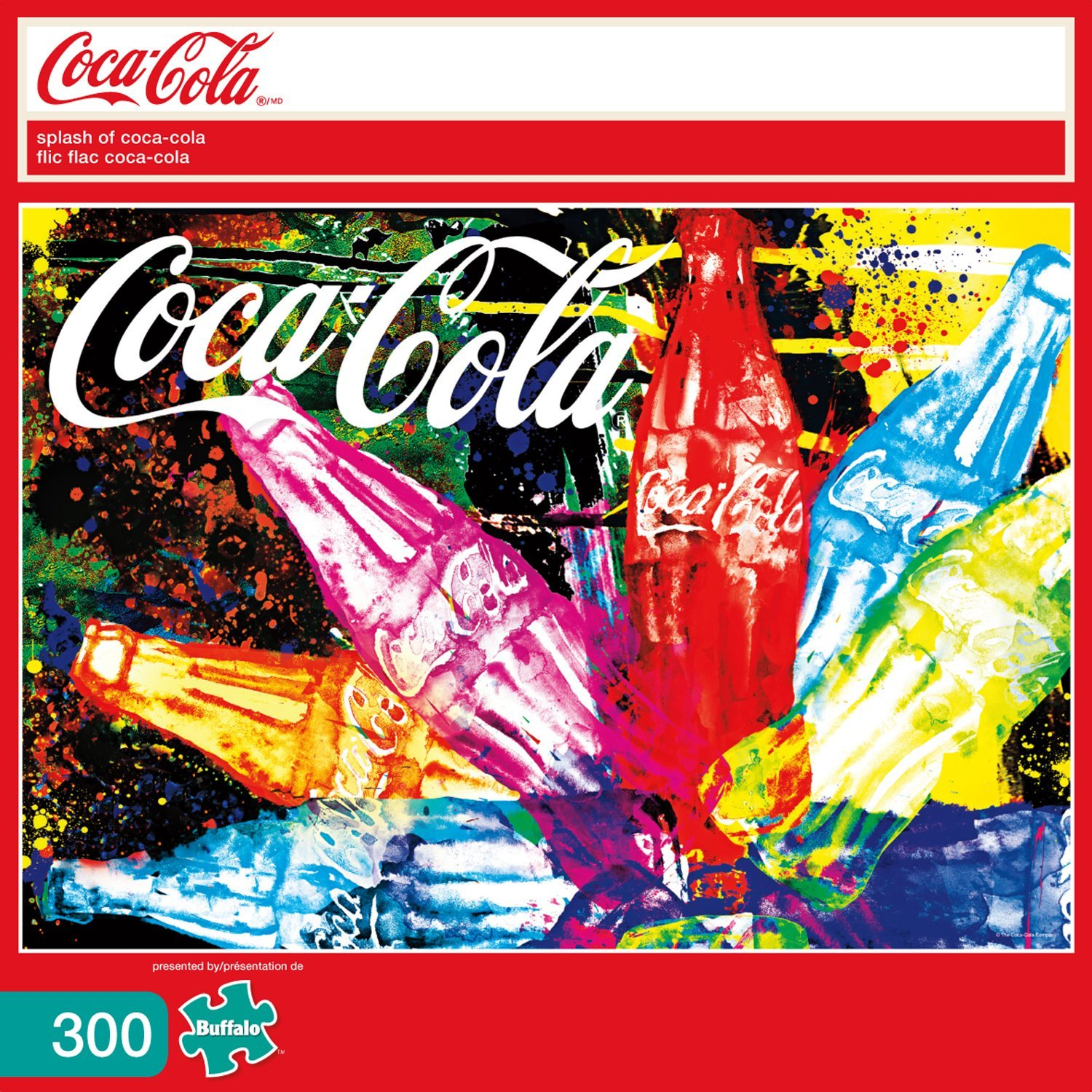 Splash Of Coca Cola 300