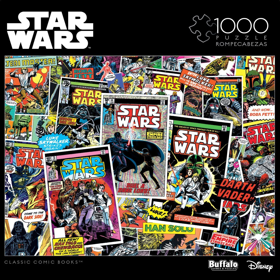 Star Wars Assortment: Classic Comic Books 1000