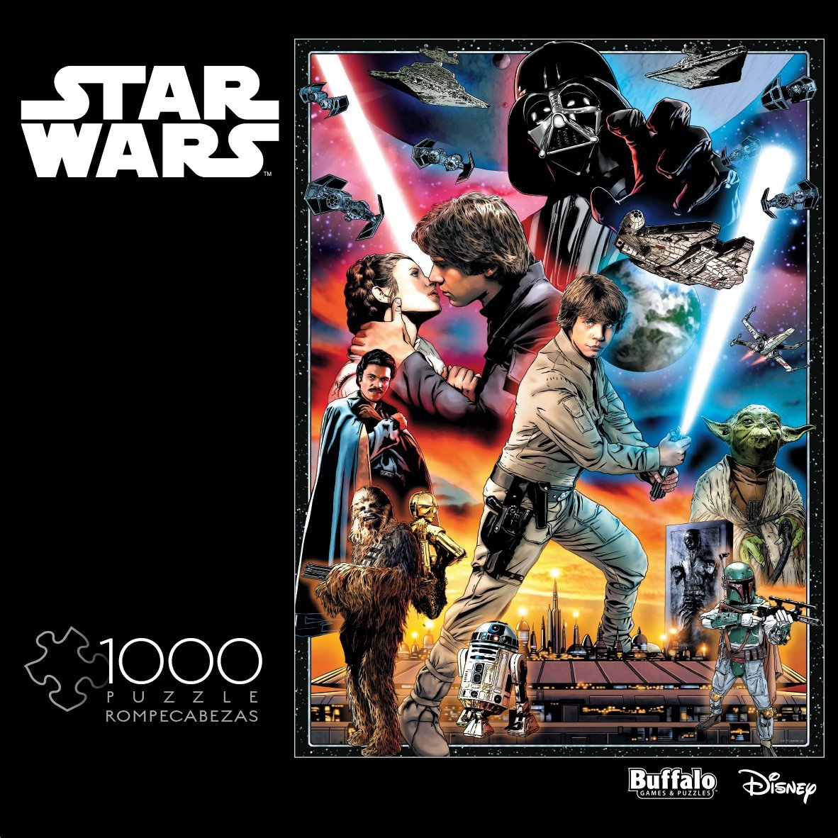 Star Wars Assort: Full Of Surprises 1000