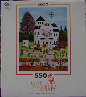 Jane Wooster Scott Orange 550