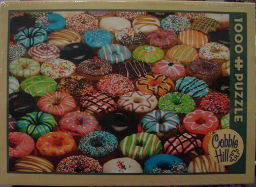 Doughnuts 1000 - Click Image to Close