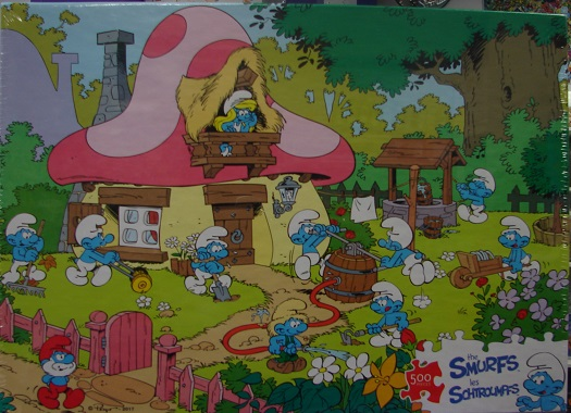 Spring Cleaning At Smurfette's 500