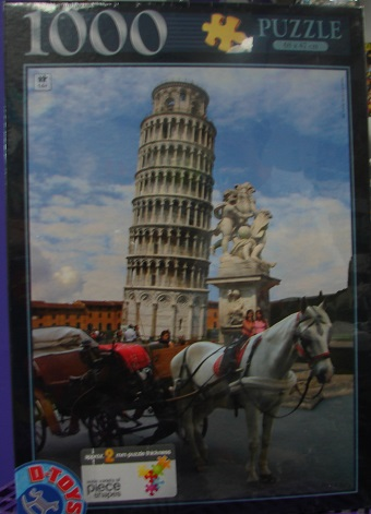 Tower Of Pisa 1000