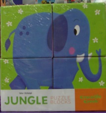 Jungle Block Set