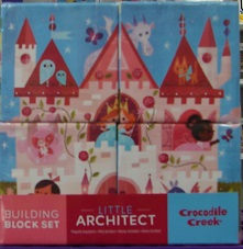 Little Miss Architect Block Set
