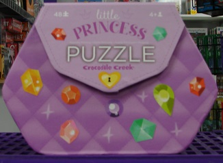 Little Princess Puzzle 48