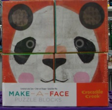 Make-A-Face Block Set