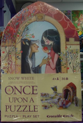 Once Upon A Puzzle Snow White
