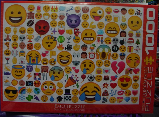 Emoji What's Your Mood 1000