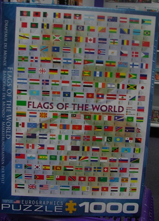 Flags of the World 1000