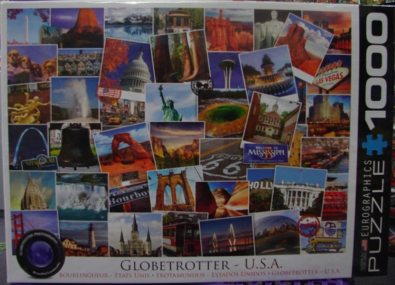 Globetrotter USA 1000