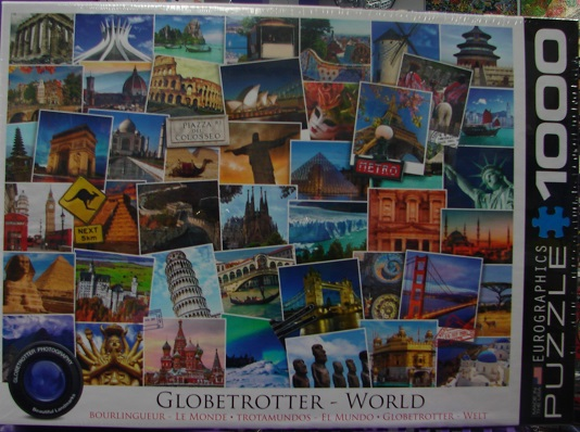 Globetrotter World 1000