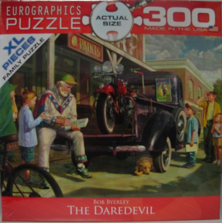 The Daredevil 300