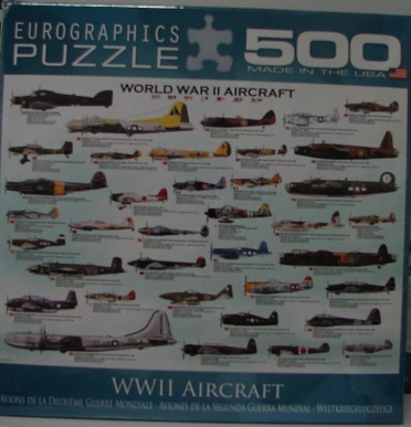 WWII Aircraft 1000