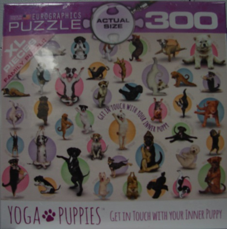 Yoga Puppies 300