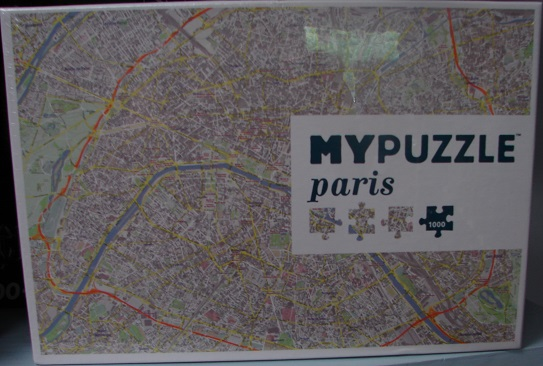 MyPuzzle Paris 1000