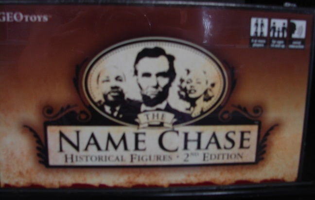 Name Chase Historical Figures