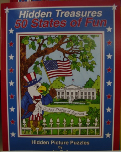 Hidden Treasures 50 States Of Fun
