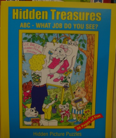 Hidden Treasures ABC What Job