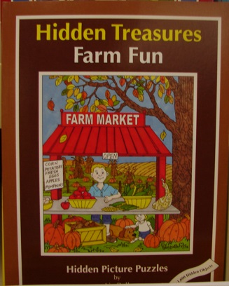 Hidden Treasures Farm Fun