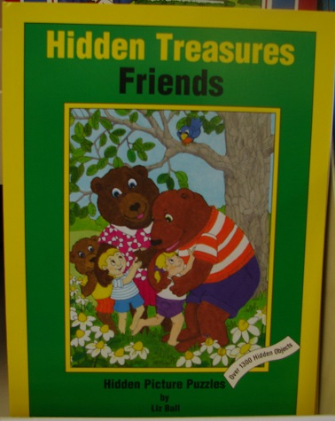Hidden Treasures Friends