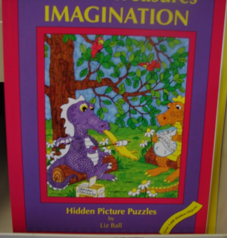 Hidden Treasures Imagination
