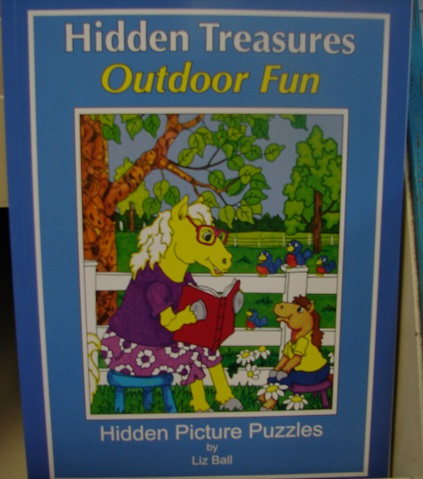 Hidden Treasures Outdoor Fun