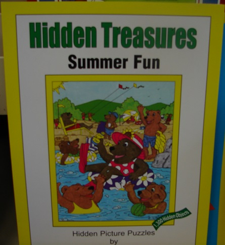 Hidden Treasures Summer Fun