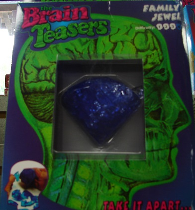 Brain Teasers Family Jewel