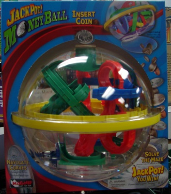 Jackpot Money Ball