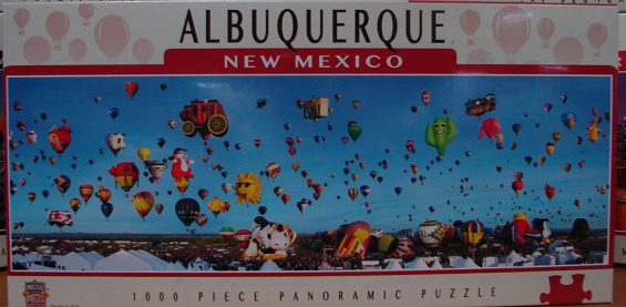 Albuquerque Panoramic 1000