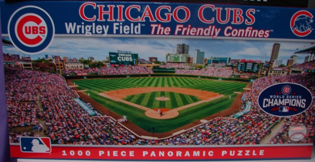 Chicago Cubs 1000