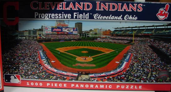 Cleveland Indians 1000