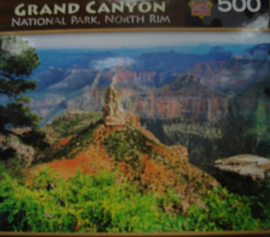 Grand Canyon North Rim 500