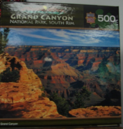 Grand Canyon South Rim 500