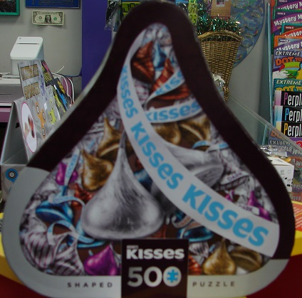 Hershey's Kisses 500