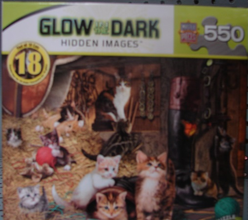 Hidden Image Glow Watchful Eye 550