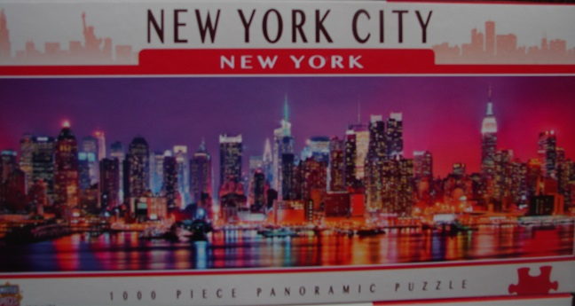 New York City Panoramic 1000