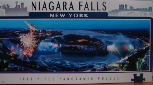 Niagara Falls Panoramic 1000