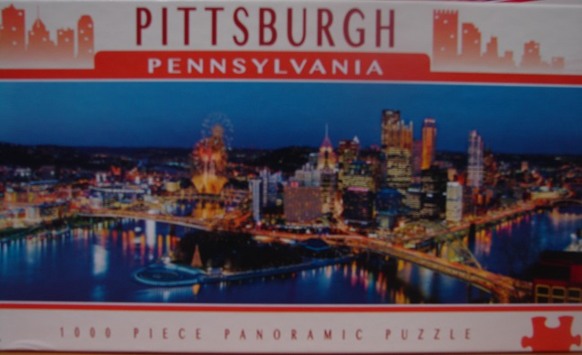 Pittsburgh Panoramic 1000