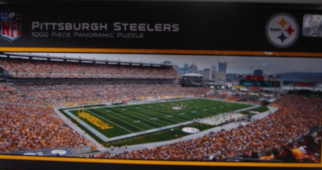 Pittsburgh Steelers 1000
