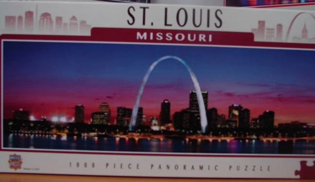 St. Louis Panoramic 1000