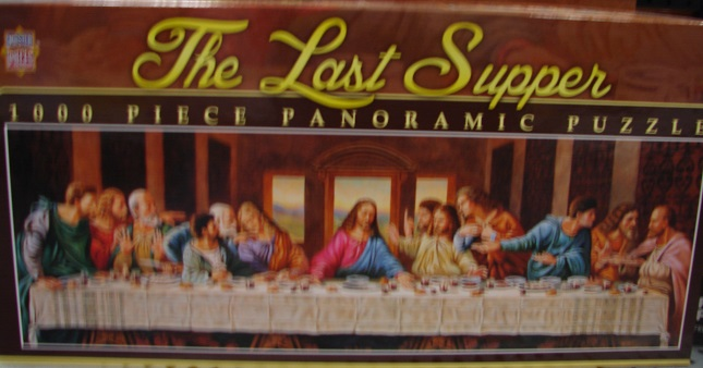 The Last Supper 1000