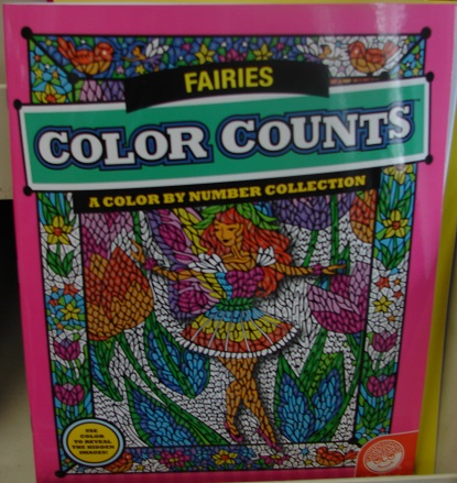 Color Counts Fairies