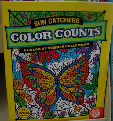 Color Counts Sun Catchers