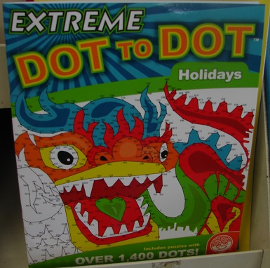 Extreme Dot to Dot Holidays