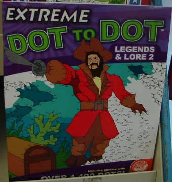 Extreme Dot to Dot Legends & Lore 2