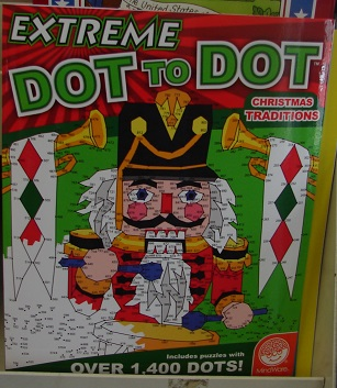 Extreme Dot to Dot Christmas Traditions